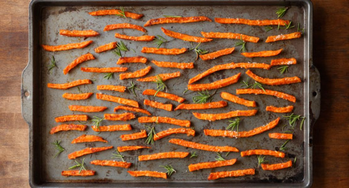 Power-Food Süßkartoffel – So schmeckt sie richtig lecker!