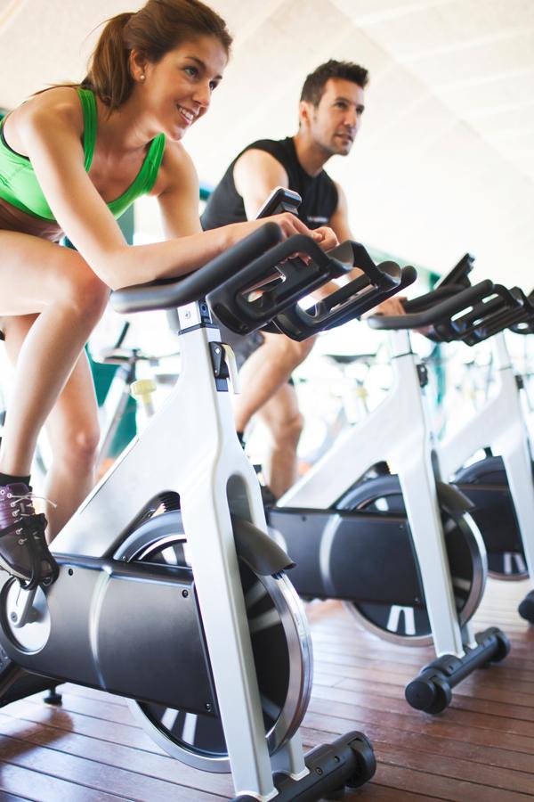 Top Cardiogerät Spinning Rad