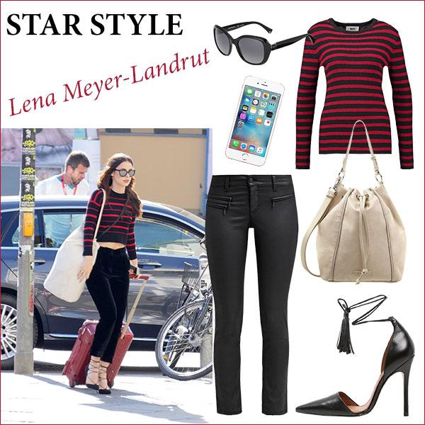 Lena Meyer Landrut Look