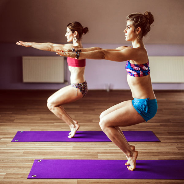 Bikram Yoga / Hot Yoga
