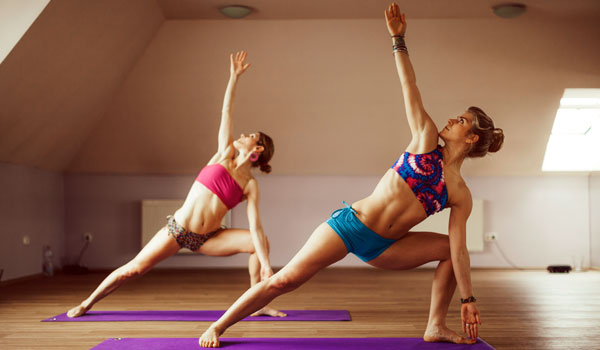 Hot Yoga / Biram Yoga