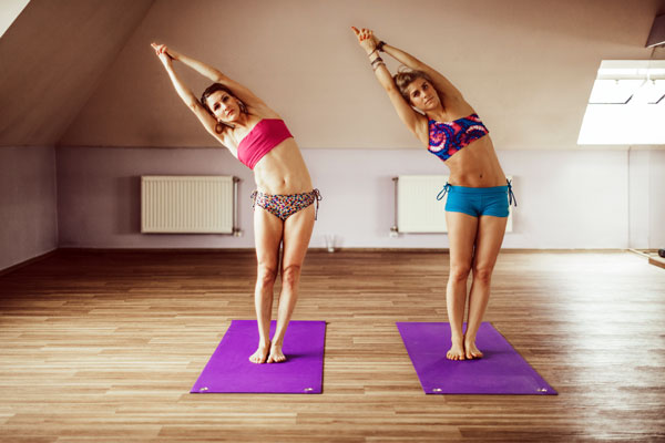Hot / Bikram Yoga