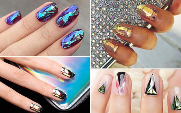 Glass Nails – Der neue  Nageltrend