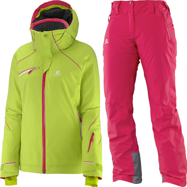 Salomon Motion Fit Kleidung