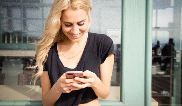 Speicher auf dem iPhone
