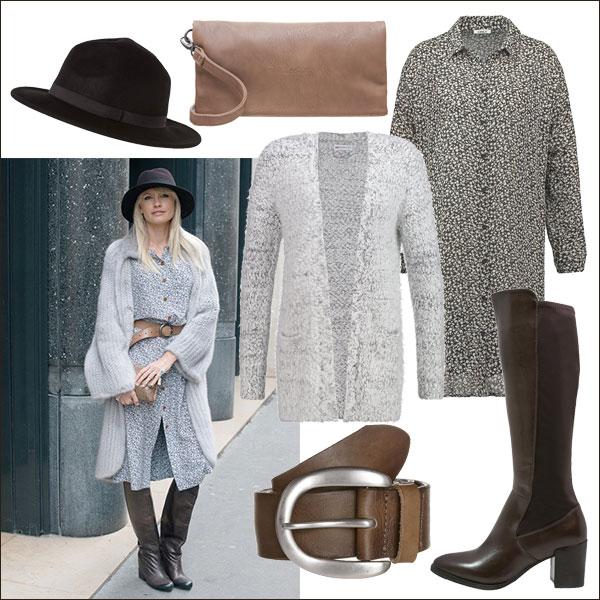 Adventskalender Outfit Tag 1
