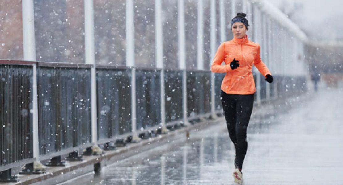 Joggen im Winter – Die besten Tipps für das Laufen in der Kälte