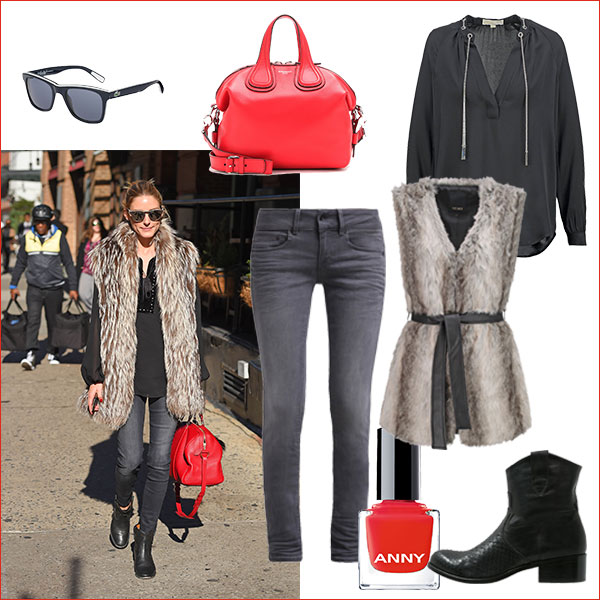 Olivia Palermo Outfit Style