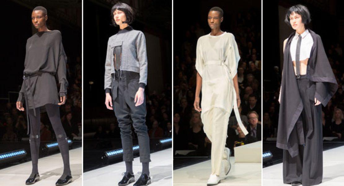 Esther Perbandt auf der Fashion Week A/W 16/17