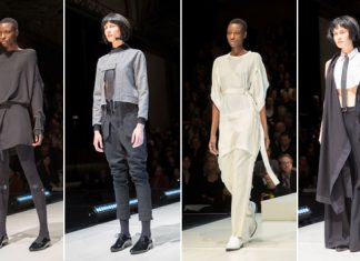 Esther Perbandt Show Herbst / Winter 2016/17