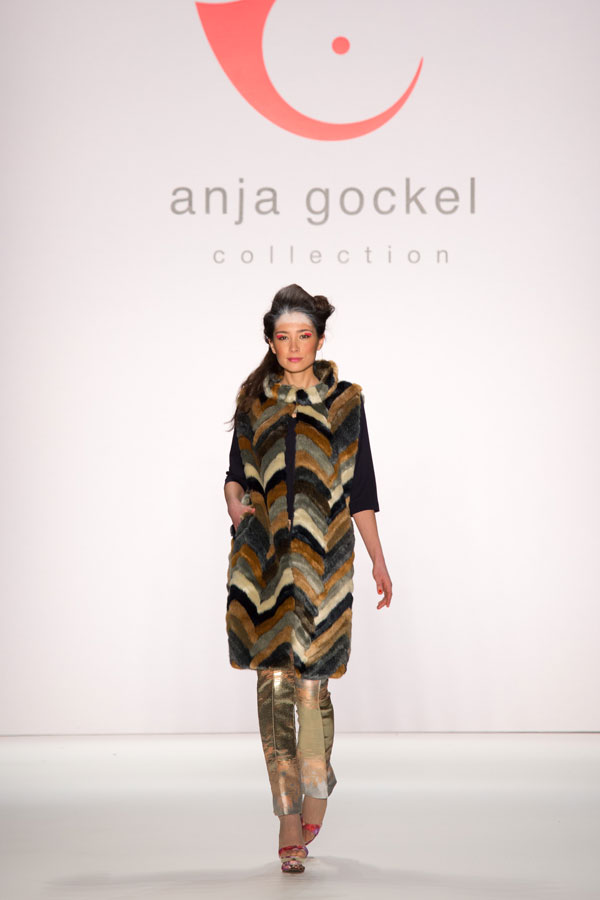 Anja Gockel Show Herbst Winter 2016 / 17