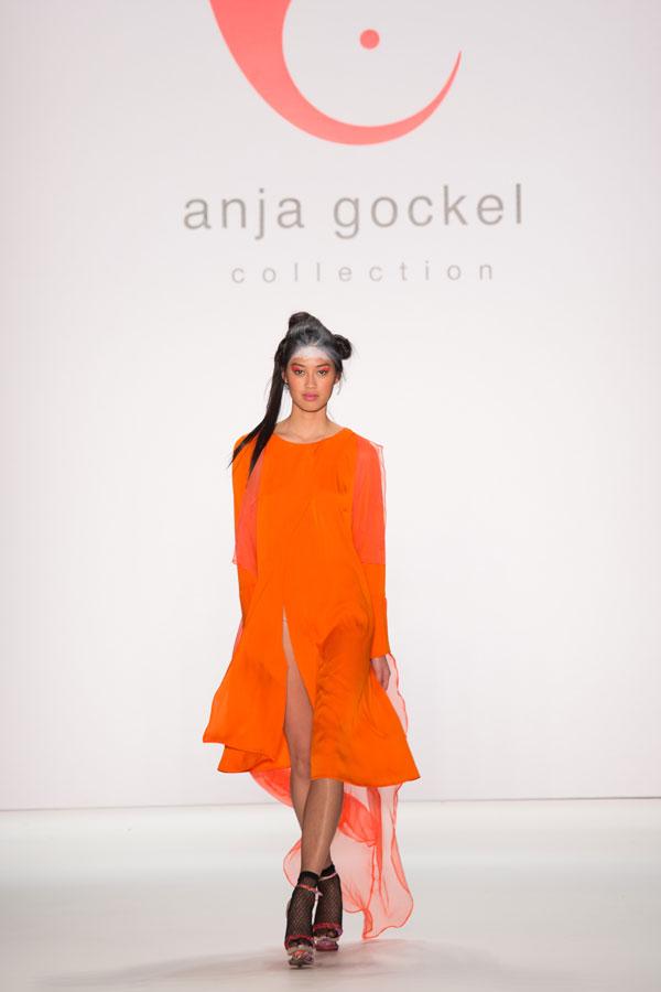 Anja Gockel Show Herbst Winter 2016 / 17
