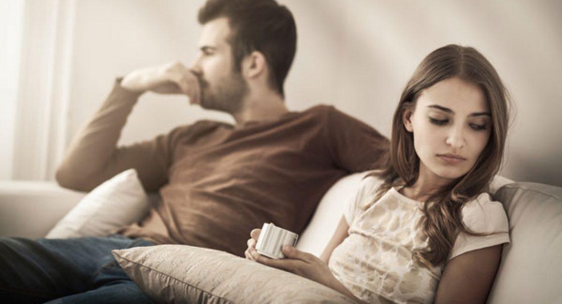 8 Anzeichen, dass du deine Beziehung beenden solltest