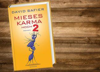 Buchtipp Mieses Karma hoch 2