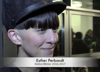Interview Esther Perbandt