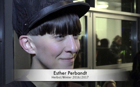 Interview mit Esther Perbandt