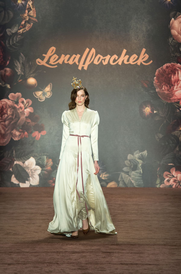 Lena Hoschek Herbst Winter 2016 / 2017