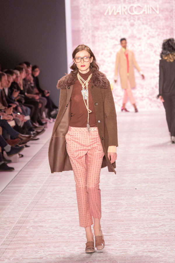 Marc Cain Fashion Week Show Herbst/Winter 15/16
