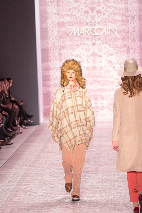 Marc Cain Fashion Week Show Herbst/Winter 15/16