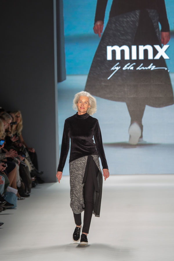minx by Eva Lutz A/W 2016/17