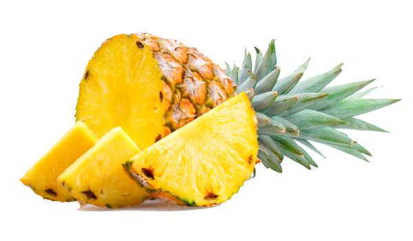 natürliche Antibiotika - Ananas