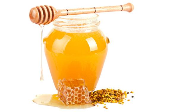 natürliche Antibiotika - Honig