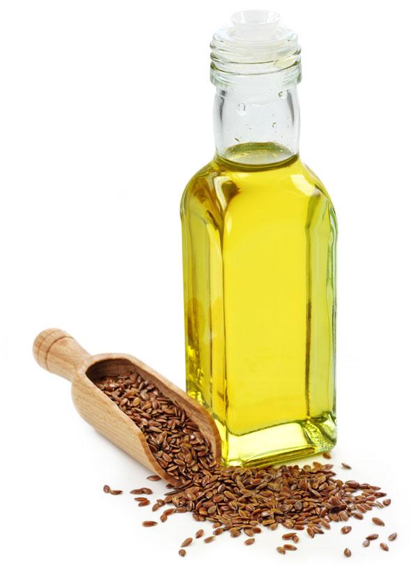 natürliche Antibiotika - Leinöl