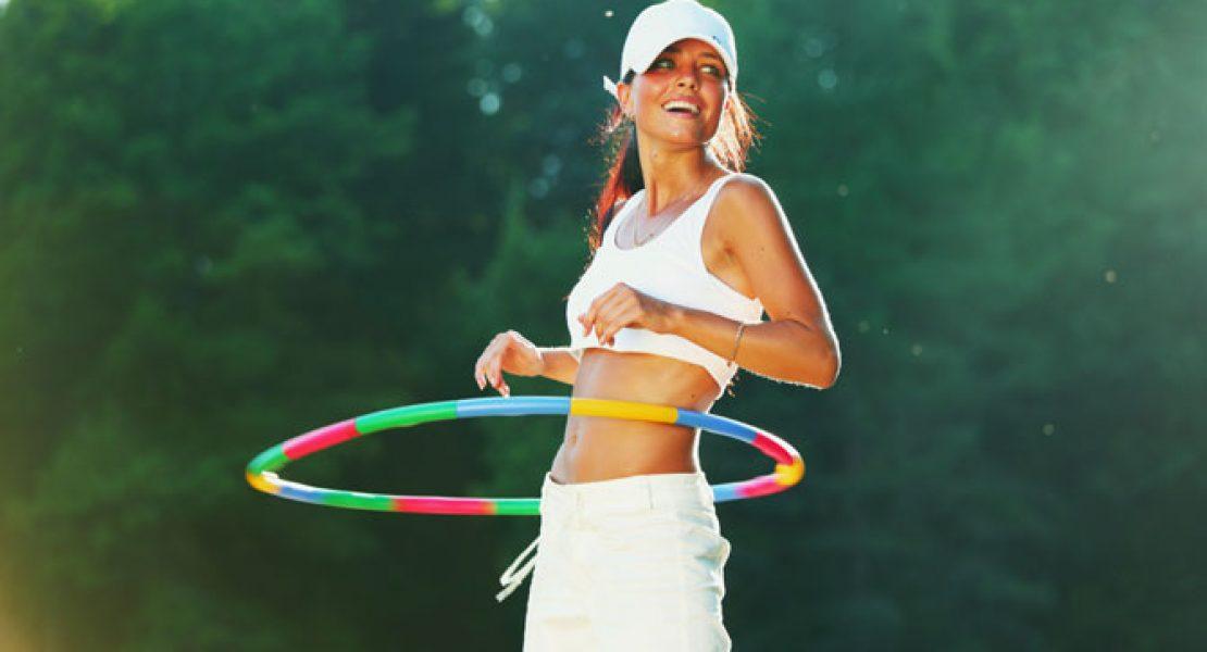 Hula Hoop  Workout – Bring dich in Schwung!