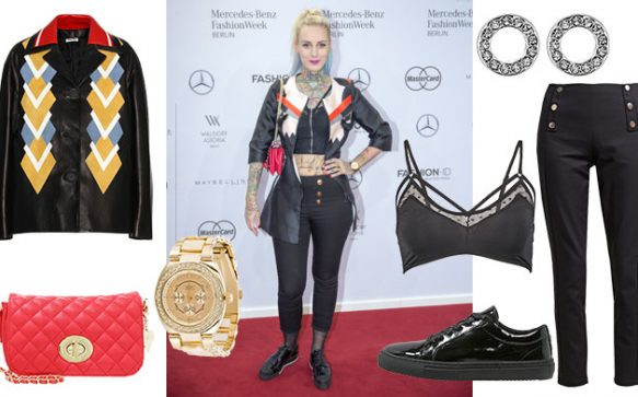 Star Style: Lexy Hell