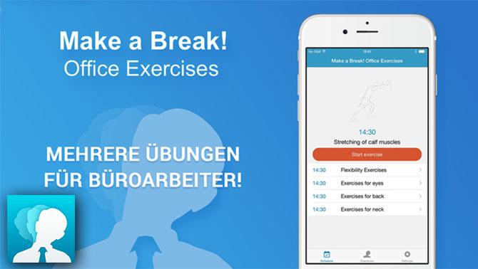 Mach Eine Pause! App