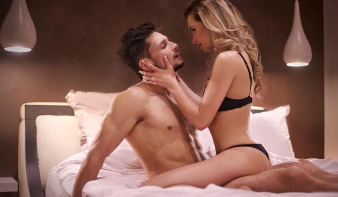 Was Männer im Bett wollen