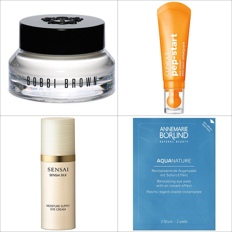 Augenpflege Produkte