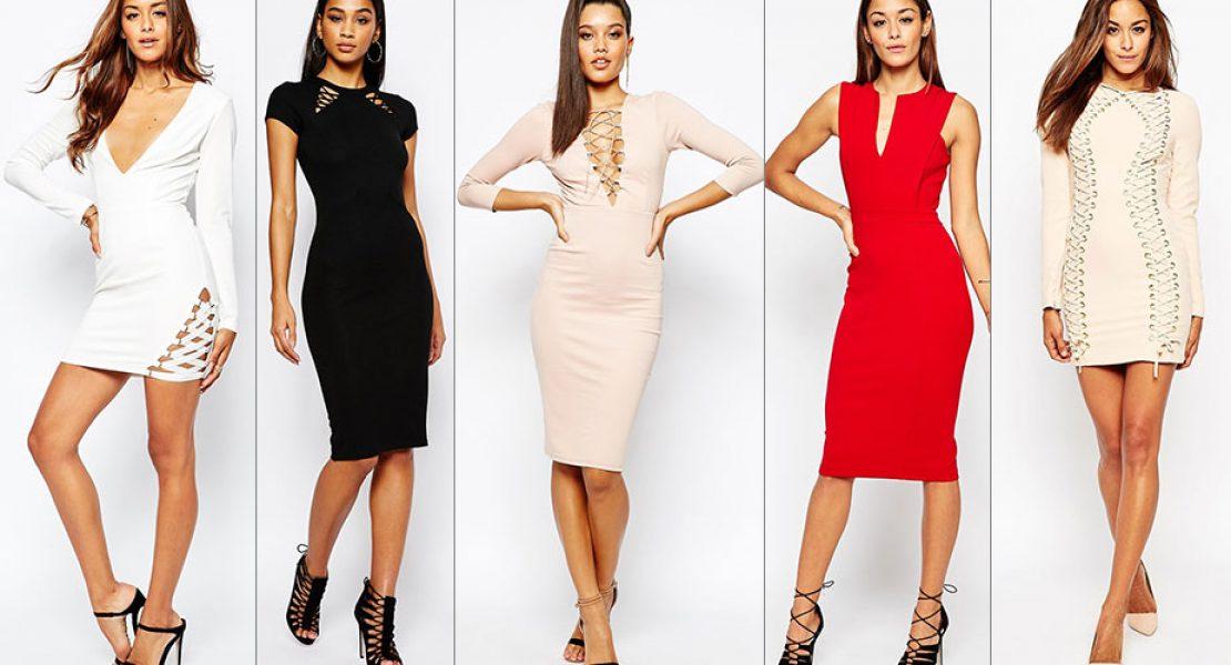 Bodycon Dresses – Figurbetont  geht's in die nächste Runde