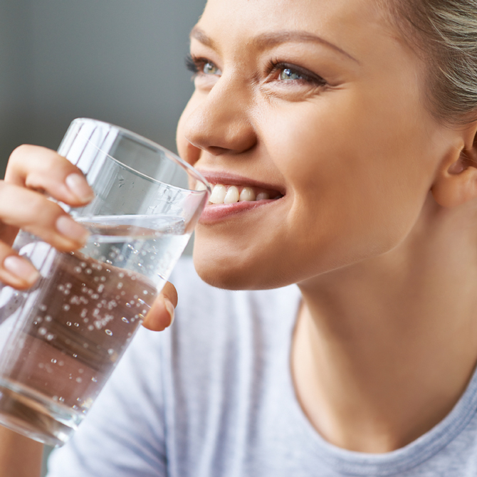 Fatburner Wasser