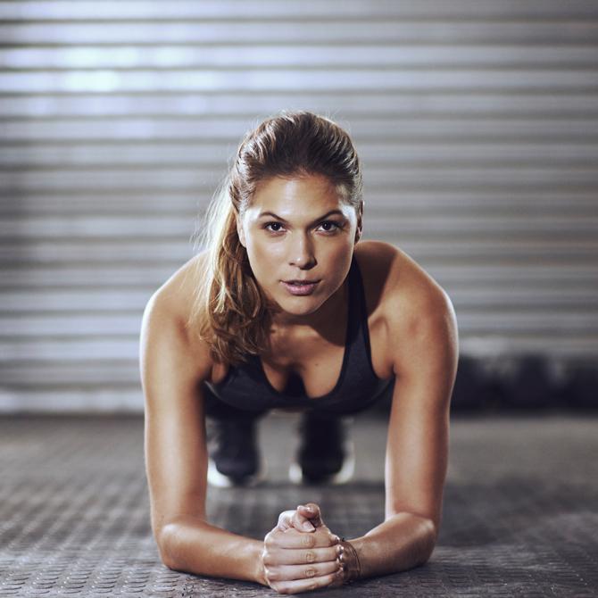 Styling für sportliche Frauen