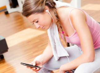 Fehler beim Training im Fitnessstudio