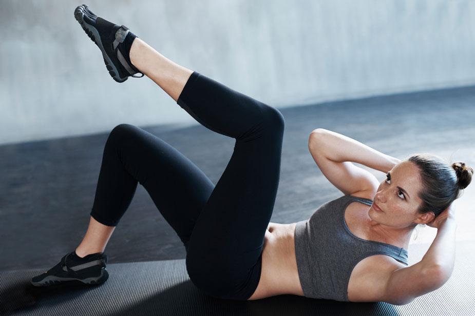 typische Fitnesstraining Fehler