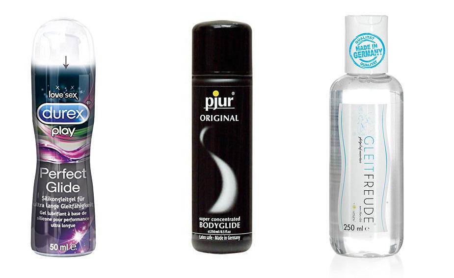 Gleitgel Produktempfehlungen