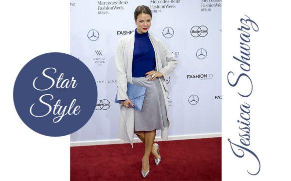 Star Style: Jessica Schwarz
