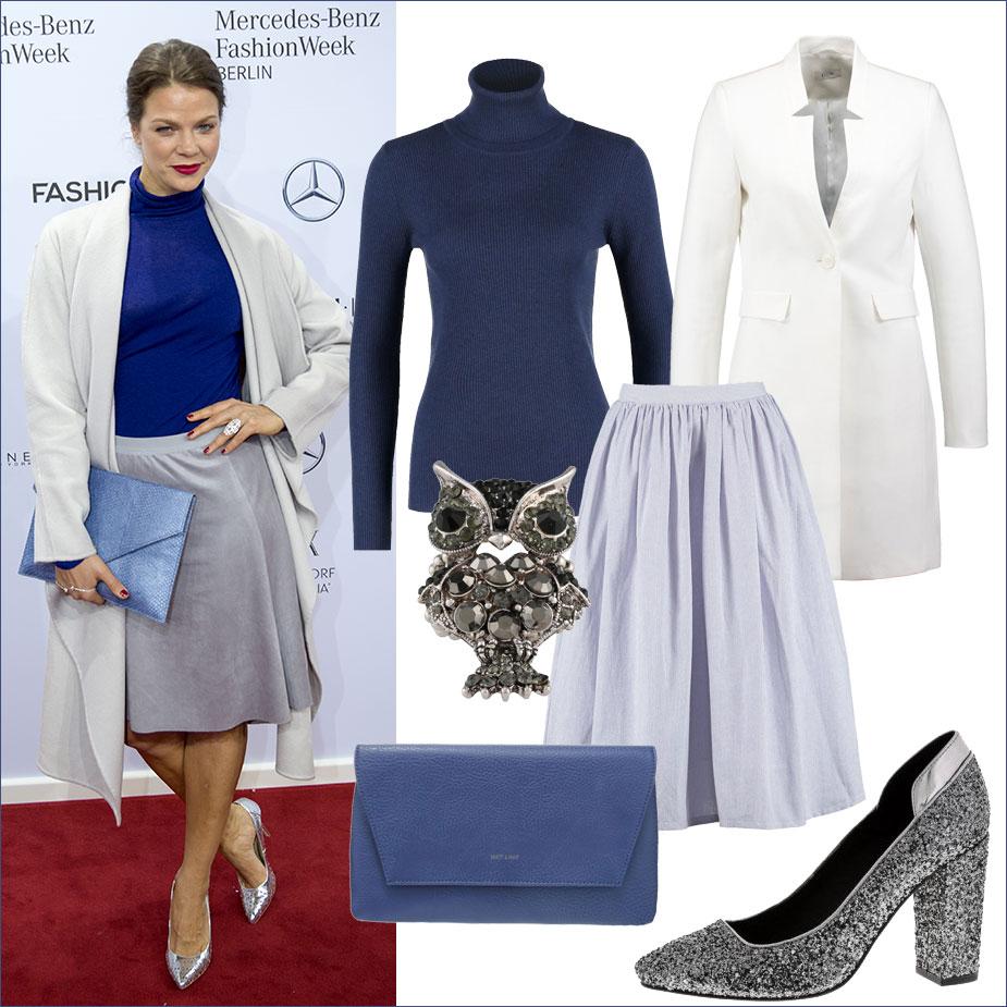 Star Style Jessica Schwarz