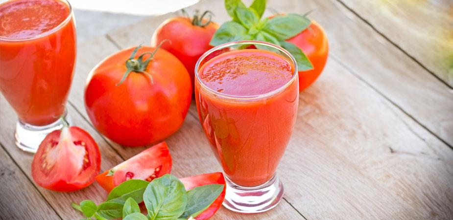 Snack Tomatensaft
