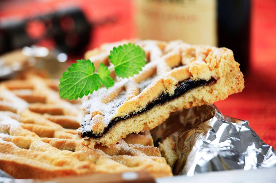 trockene Kuchenränder mit Alufolie vermeiden