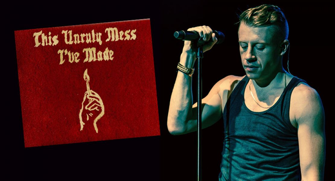 Albumtipp: This Unruly Mess I've Made – Macklemore & Ryan Lewis