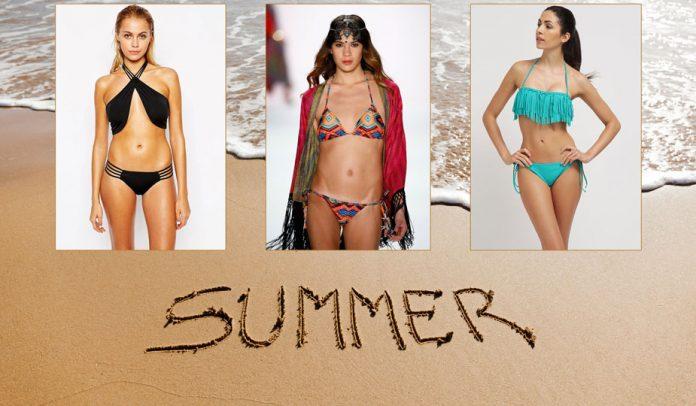 Bikini Sommer Trends 2016