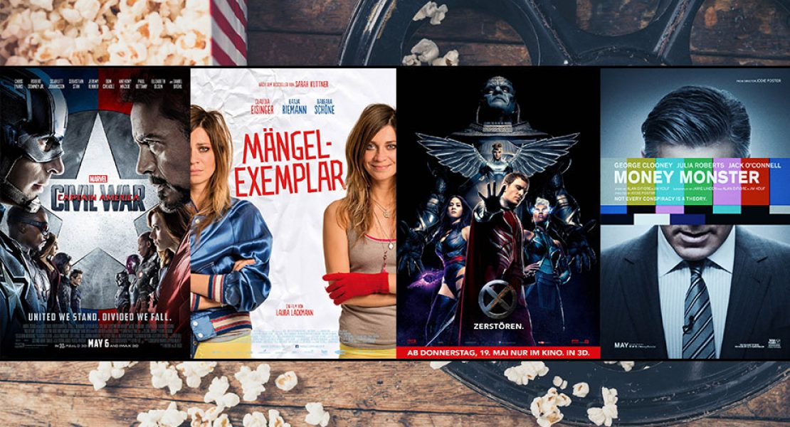 Kinotipps im Mai 2016