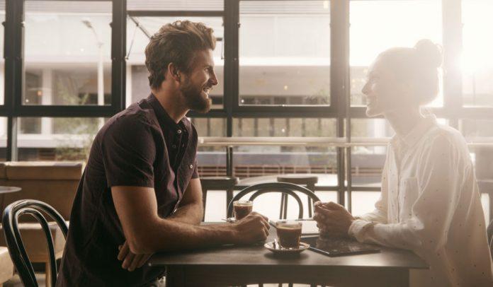 Fragen beim ersten Date