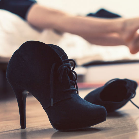 High Heels - Outfit aufpimpen