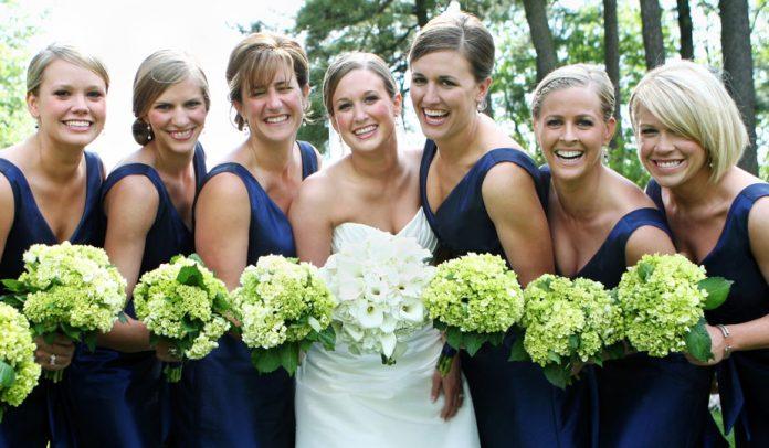 Styling Brautjungfer Hochzeitsgast