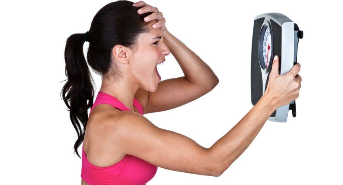 7 Gründe, warum du zunimmst, ohne mehr zu essen