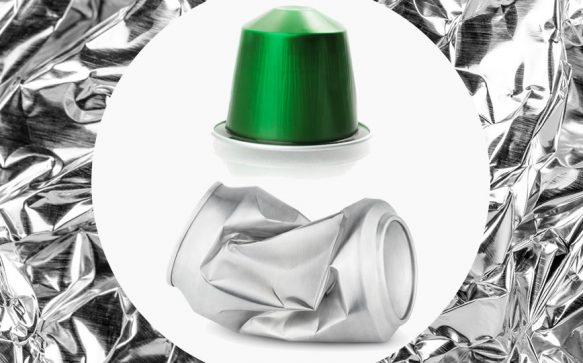 Gefahr durch Deodorants, Alufolie und Kaffeekapseln